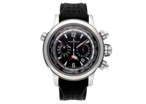JAEGER-LECOULTRE MASTER EXTREME MASTER COMPRESSOR EXTREME WORLD CHRONOGRAPH 46MM Q1768170